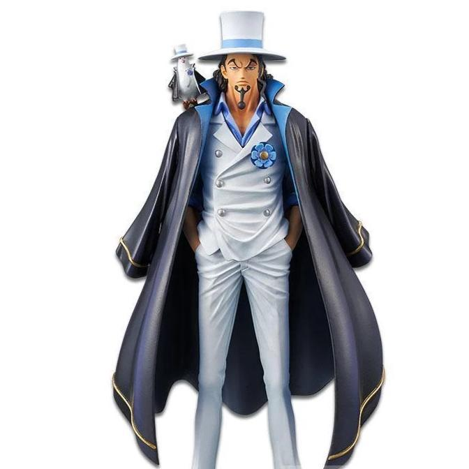 One Piece - Rob Lucci (Stampede Ver.) Granline Men DXF Figure