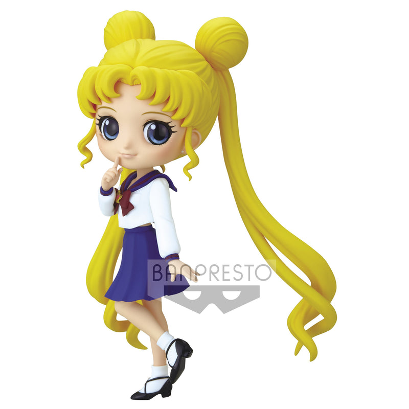 Pretty Guardian Sailor Moon Eternal the Movie - Usagi Tsukino Q Posket (Ver A)