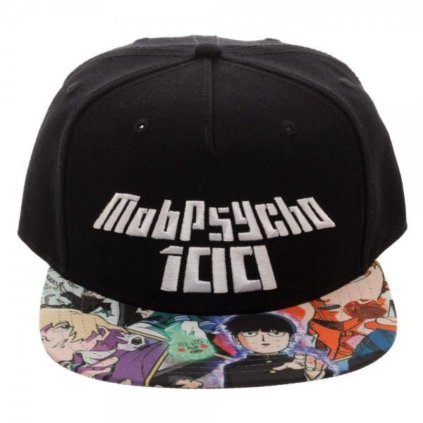 Mob Psycho Sublimated Bill Snapback