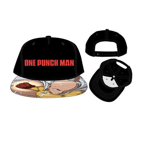 One Punch Man Sublimation Print Snapback