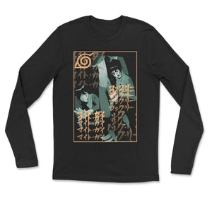 Naruto Rock Lee Fighting Long Sleeve