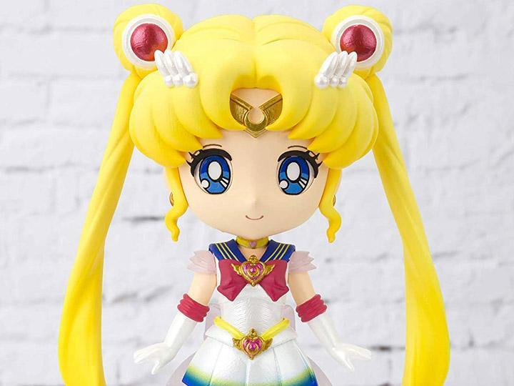 Super Sailor Moon -Sailor Moon Figuarts Mini (Eternal Edition)