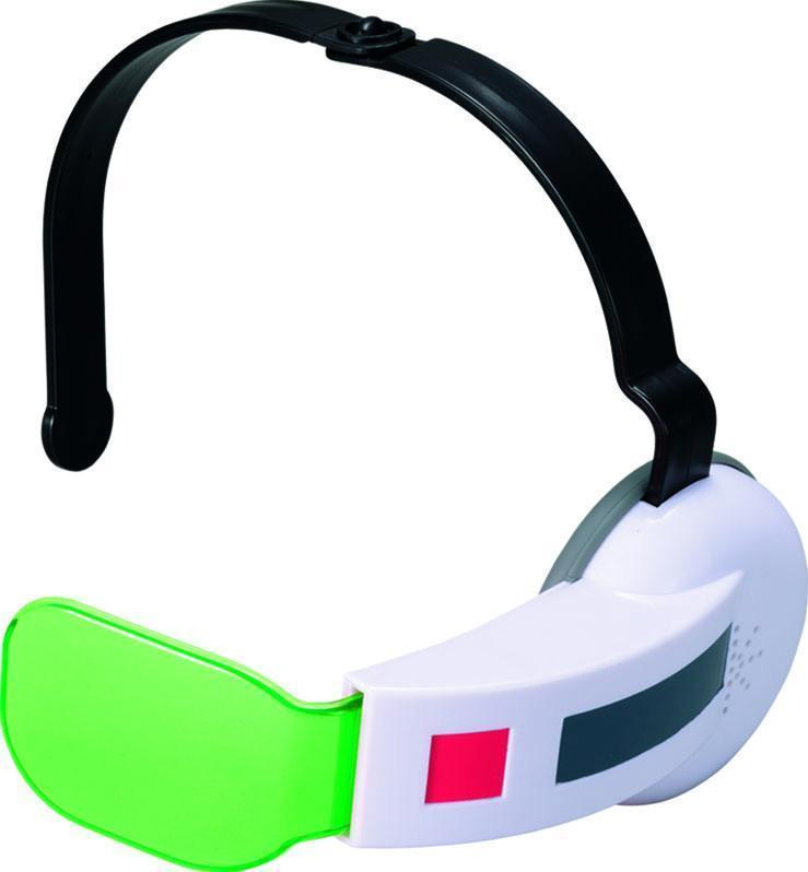 Dragon Ball Z Green Saiyan Scouter