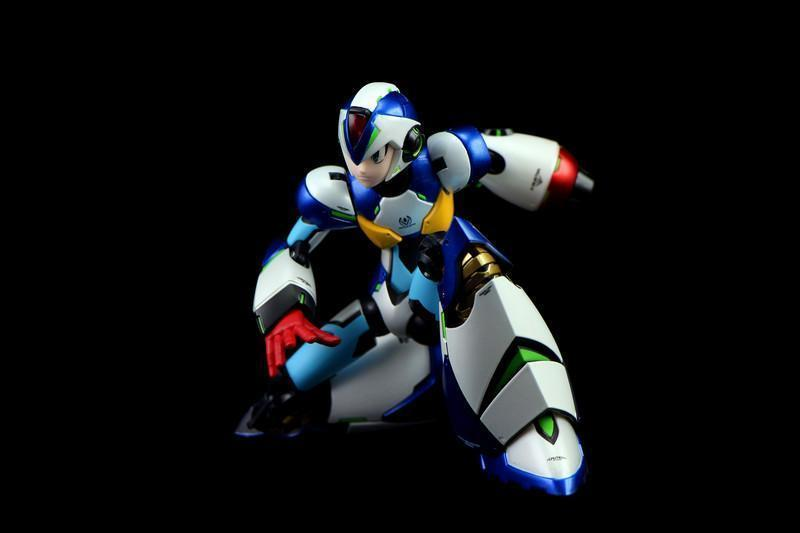 Mega Man X-Boost Designer Series Figure  [SDCC 2016 Exclusive]