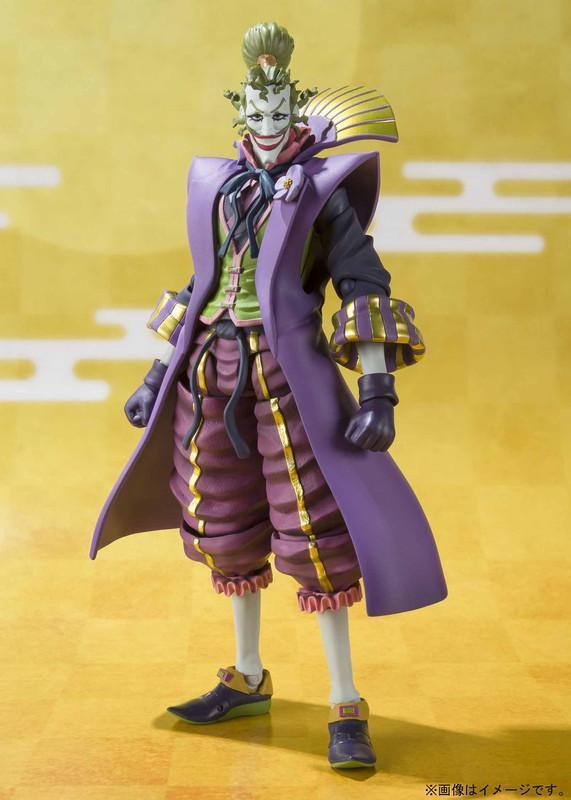 The Joker, Demon King Of The Sixth Heaven Bandai S.H.Figuarts - Ninja Batman
