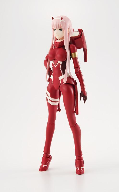Zero Two S.H.Figuarts - DARLING in the FRANXX