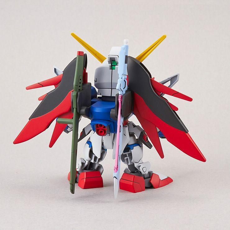 SD EX-Standard 009 Destiny Gundam Model Kit - Gundam Seed Destiny