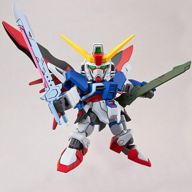 Gundam Seed Destiny - SD EX-Standard 009 Destiny Gundam Model Kit