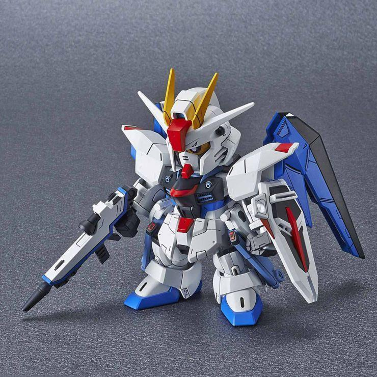 Gundam Seed - Freedom Gundam SD Model Kit