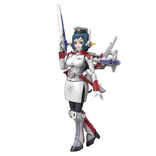 Mrs. Loheng-Rinko HGBF 1/144 Model Kit - Gundam Build Fighters