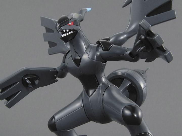 Pokemon - Zekrom Bandai Spirits Pokemon Model Kit