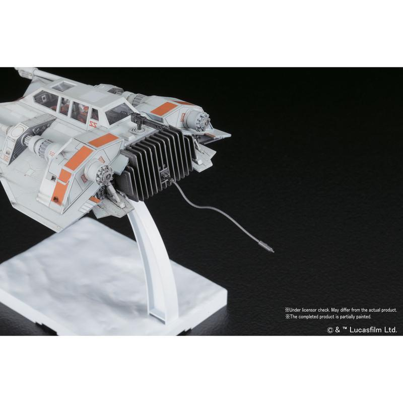 Snowspeeder Set 1/48 & 1/144 Model Kit - Star Wars