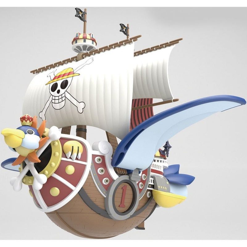 Thousand Sunny (Flying Model) Grand Ship Model Kit - One Piece