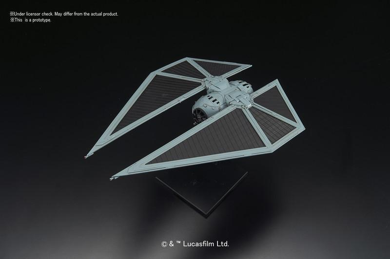 Tie Striker 1/72nd Scale Plastic Model Kit - Rogue One: A Star Wars Story