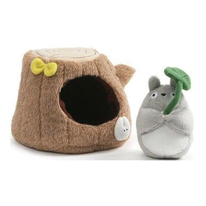 My Neighbor Totoro Tree Trunk Plush Set