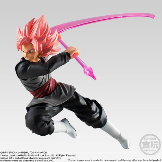 Dragon Ball Super - Super Saiyan Rose Bandai Styling Figure