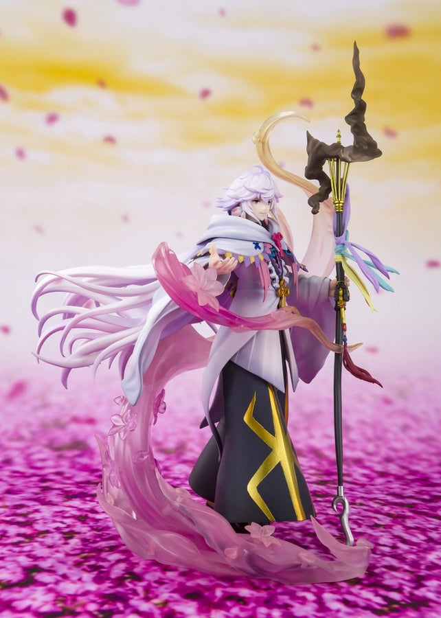 Fate/Grand Order - Absolute Demonic Front: Babylonia - Merlin -The Mage of Flowers Figuarts Zero