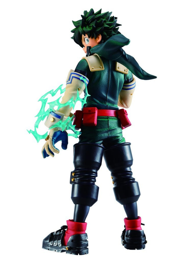 My Hero Academia - Izuku Midoriya Dou Ichibansho Figure (Let's Begin! Ver.)