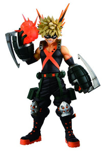 My Hero Academia - Katsuki Bakugo Dou Ichibansho Figure (Let's Begin! Ver.)