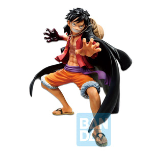 One Piece - Monkey D. Luffy Best of Omnibus Figure