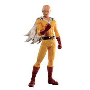 One Punch Man - Normal Face Saitama Bandai Ichibansho Figure