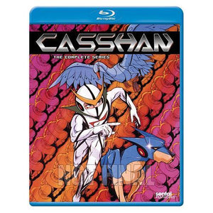 Casshan Complete Collection Blu-Ray