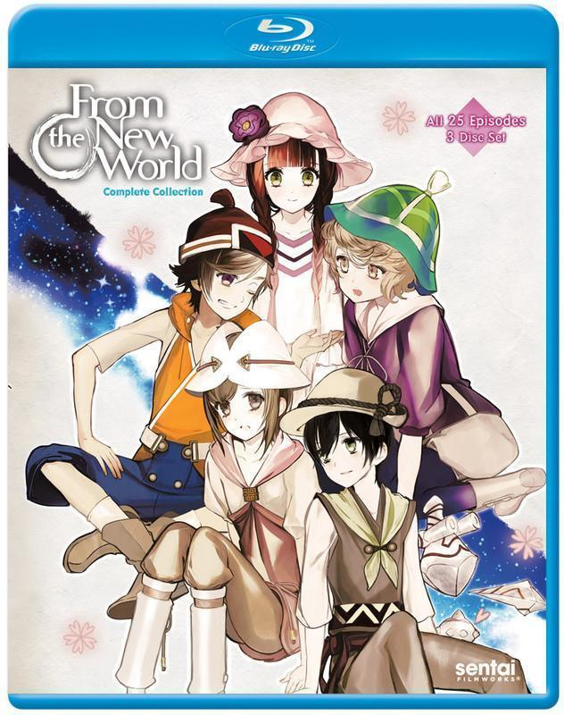 From the New World Complete Collection Blu-ray