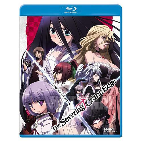 The Severing Crime Edge - Complete Collection Blu-ray