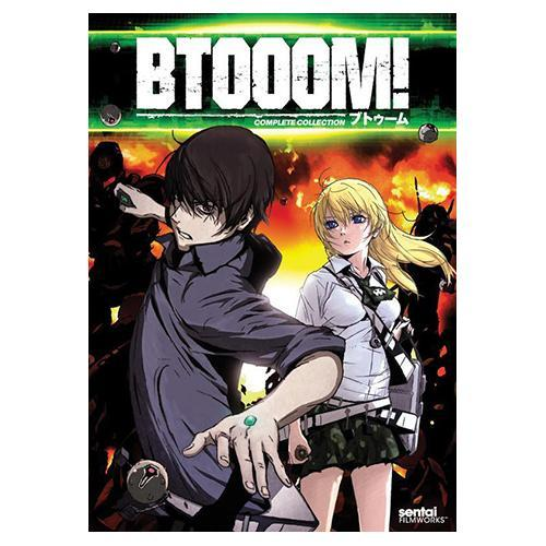 BTOOOM! Complete Collection (DVD)