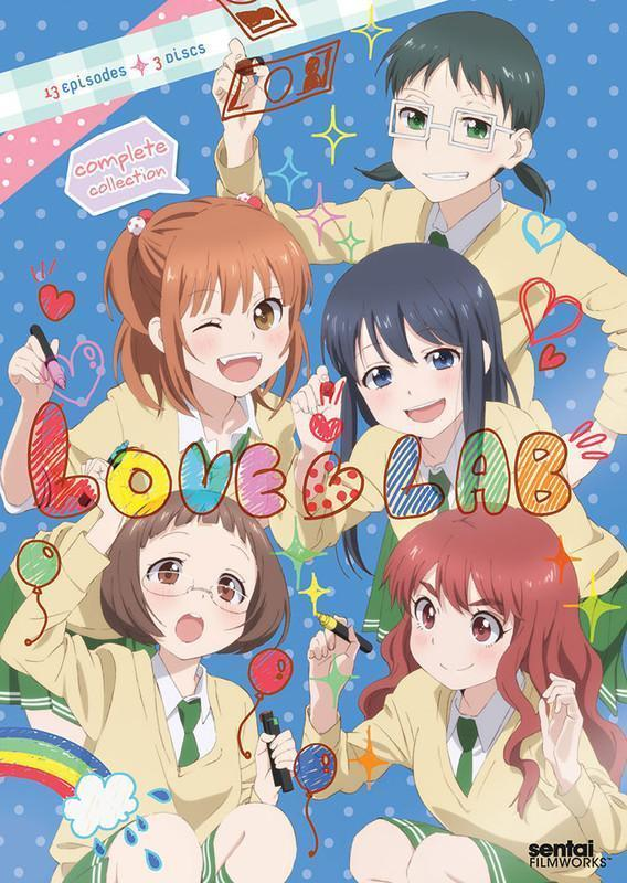 Love Lab: Complete Collection DVD