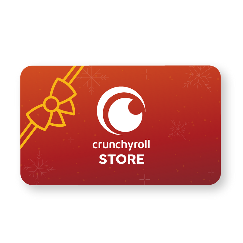 Crunchyroll Store Digital Gift Card