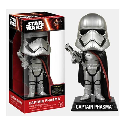 Captain Phasma - Wacky Wobbler Star Wars Ep. 7
