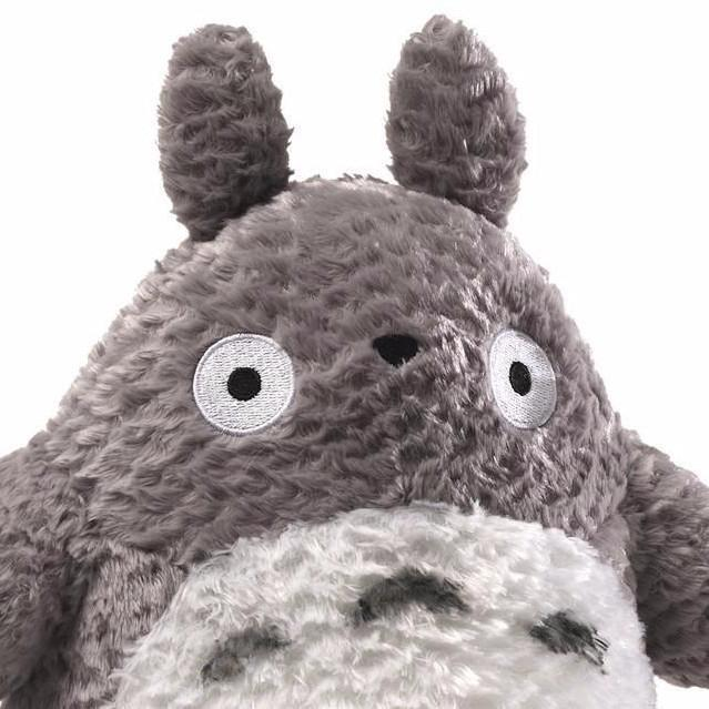 My Neighbor Totoro Fluffy Big Totoro Plush