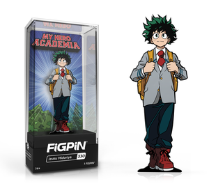 My Hero Academia Izuku Midoriya School Uniform Pin #330