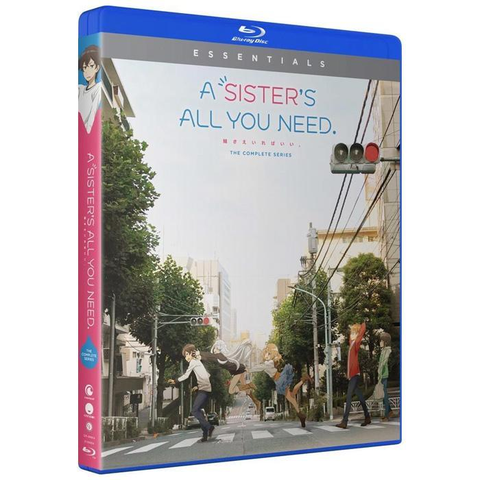 A Sister's All You Need. The Complete Series Essentials Blu-Ray