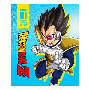 Dragon Ball Z - 4:3 Steelbook - Season 1 Blu-Ray