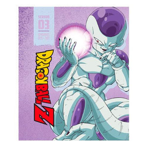Dragon Ball Z - 4:3 Steelbook - Season 3 Blu-Ray