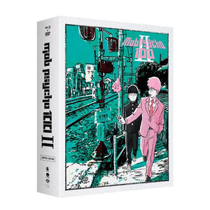 Mob Psycho 100 II Blu-ray/DVD Limited Edition