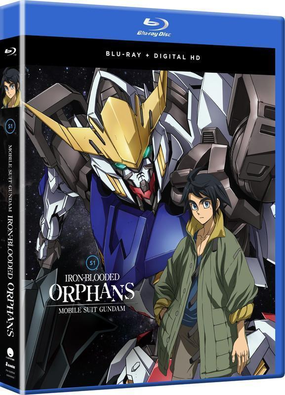 Mobile Suit Gundam: Iron-Blooded Orphans - Season 1 Blu-Ray