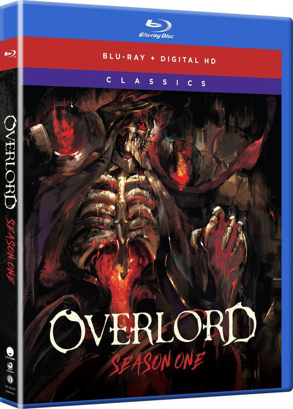 Overlord - Season One - Classic - Blu-ray