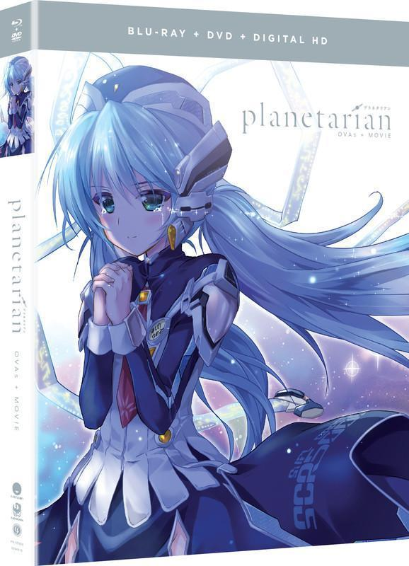 Planetarian - OVAs & Movie Blu-Ray/DVD