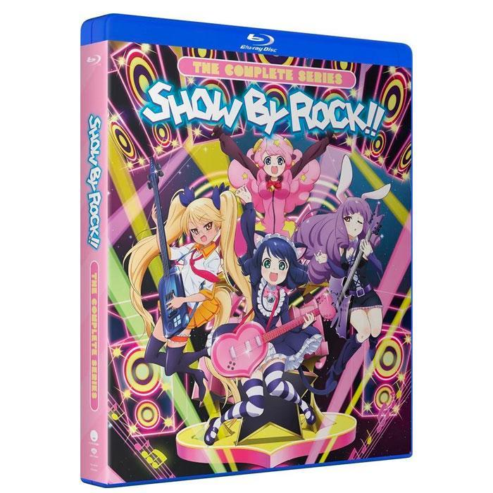 Show By Rock!! The Complete Series Blu-Ray