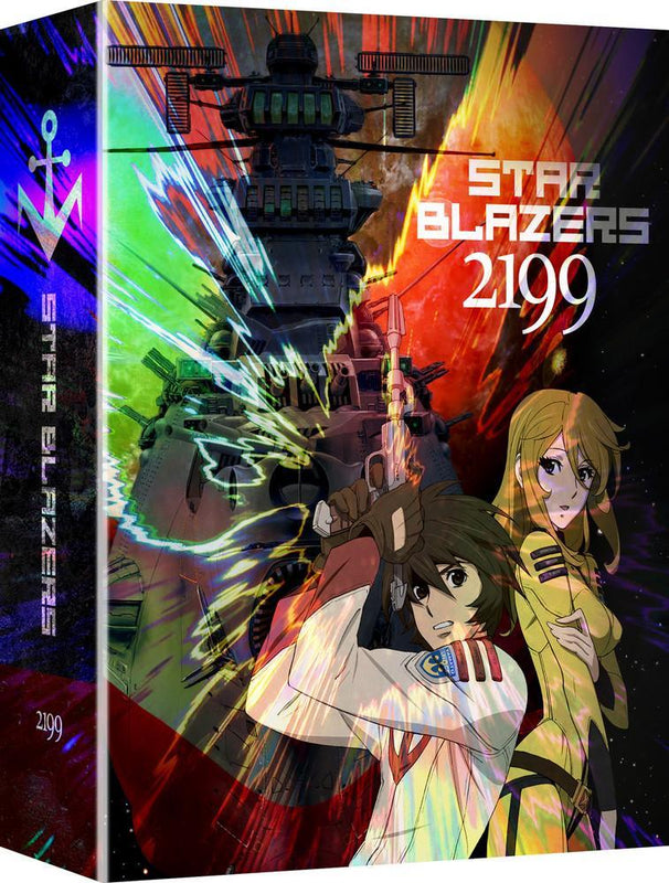 Star Blazers: Space Battleship Yamato 2199 - Part One BD/DVD Combo -Standard Edition