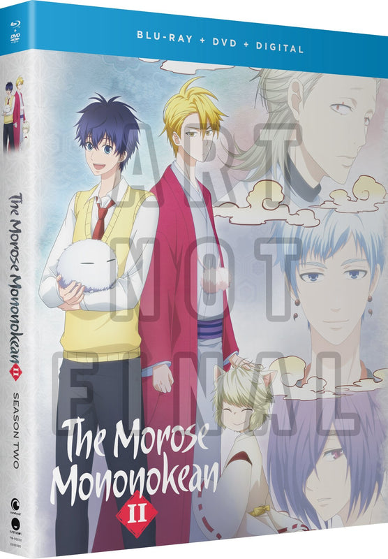 The Morose Mononokean II Season 2 Blu-ray/DVD