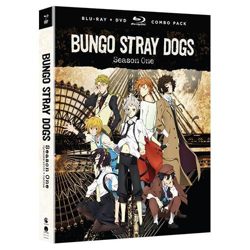 Bungo Stray Dogs -Season One- BD/DVD Standard Edition