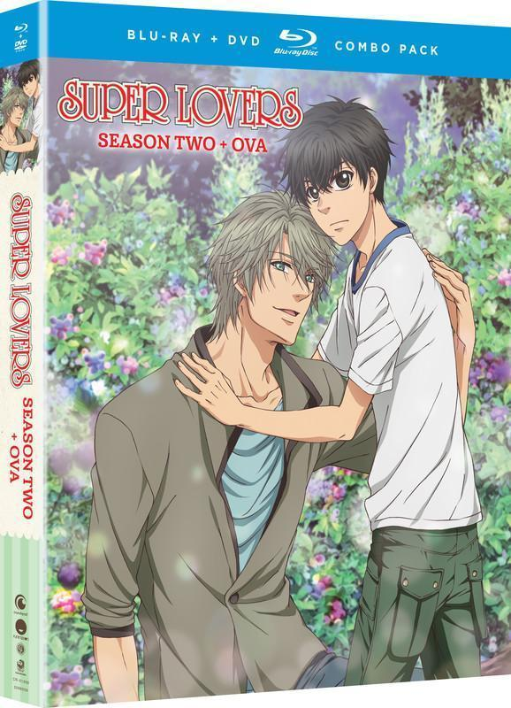 Super Lovers - Season Two - BD/DVD Combo - SUB only