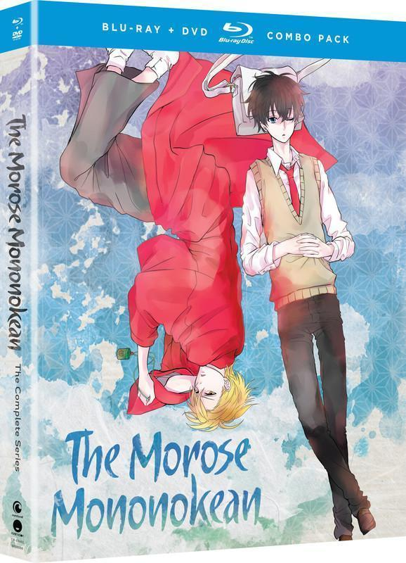 The Morose Mononokean - The Complete Series - BD/DVD Combo