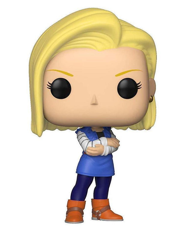 Dragon Ball Z - Android 18 Pop! Vinyl Figure