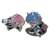 Re:Zero- Rem & Ram Pin Set