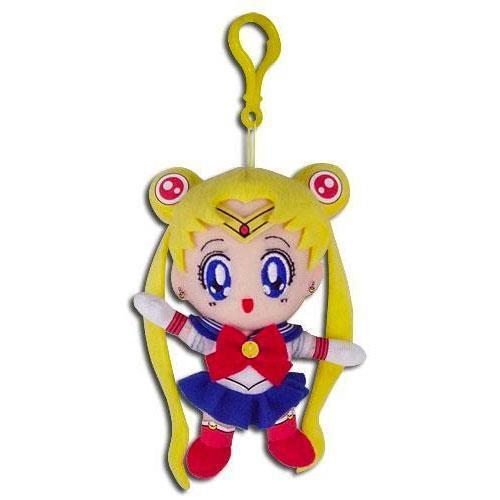 "Sailor Moon 5"" Plush Keychain"